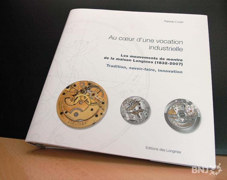 Gousset longines fin 19ème Livre_longines